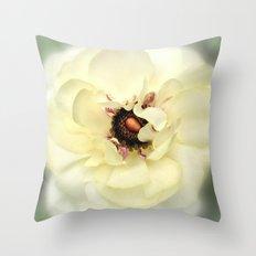 Old Romance Throw Pillow