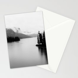 Maligne Lake | Landscape Photography | Alberta | Canada Stationery Cards