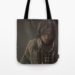 Ezekiel. Sam Winchester Tote Bag