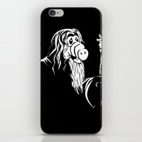 gandalf iPhone & iPod Skins featuring GandALF by sergio37