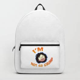Grump Backpack