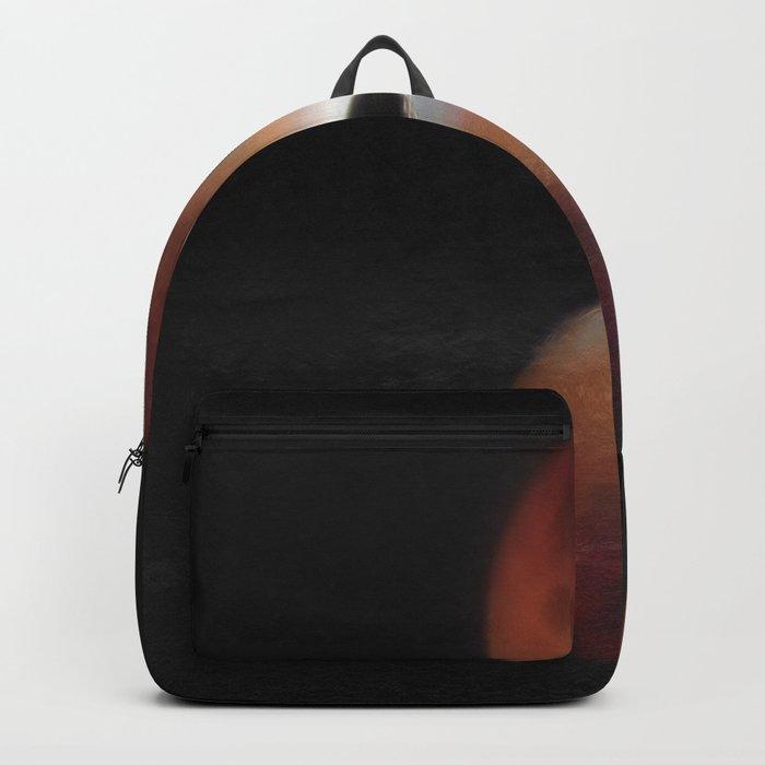 Super blood moon Backpack