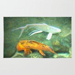 Coy Fish Rug