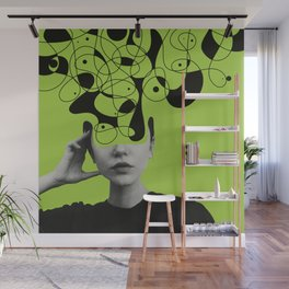 Abstraction - version 1. Wall Mural