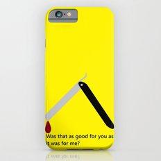 Mr. Blonde  iPhone 6s Slim Case