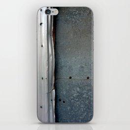 Steel Bolts iPhone Skin