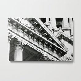 St Paul's Cathedral, London, is an Anglican cathedral photo by Larry Simpson Metal Print