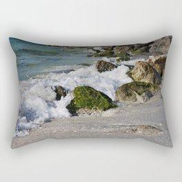 Indifferent Redemption Rectangular Pillow