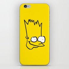 Badly Drawn Bart iPhone & iPod Skin