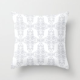 Barbican Gate Throw Pillow