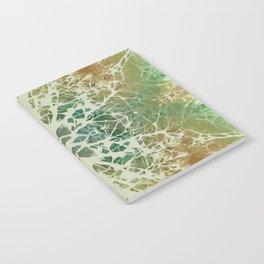 October Rust Notebook