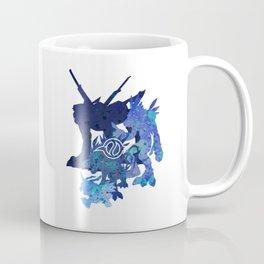 Digivolution Gabumon Crest of Friendship Coffee Mug
