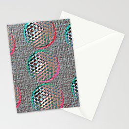 SHADES OF GREY #GOLFBALLS Stationery Cards