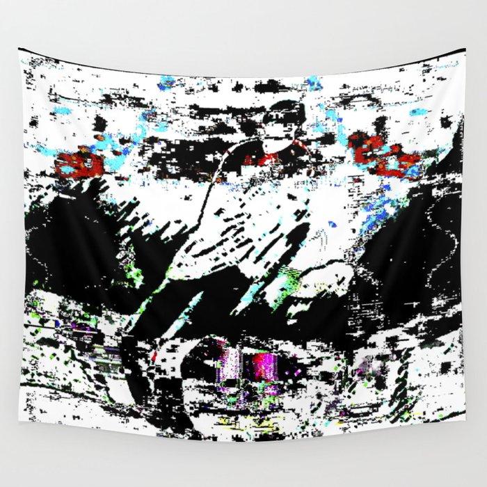 skate0107 Wall Tapestry
