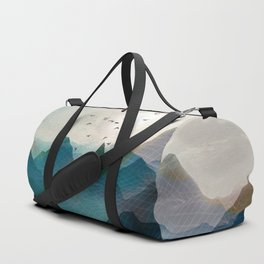 Mountain Sunrise II Duffle Bag