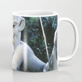 Papua New Guinea Ghost Coffee Mug