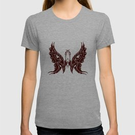 Butterfly Masks Tribal T-shirt