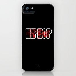 Hip Hop Hip Hop Clothes 90s Hip Hop iPhone Case