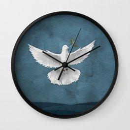 Genesis 8:11 Wall Clock