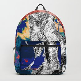 """Double Feature"" Backpack"
