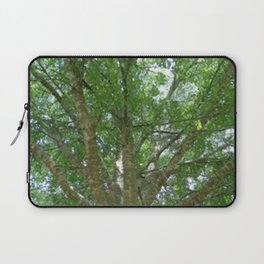 Wise Old Tree Too Laptop Sleeve