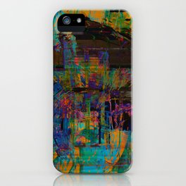Face Melter iPhone Case