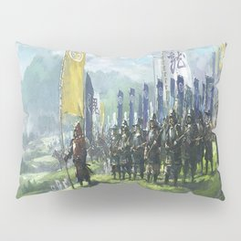 Sengoku Jidai Pillow Sham