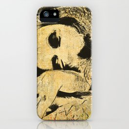 sleeping iPhone Case