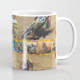 Motocross Collage Coffee Mug