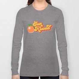 Sun-Kissed Long Sleeve T-shirt