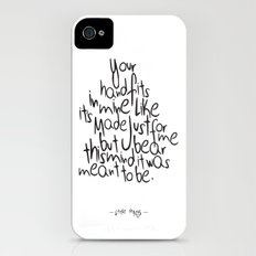 Little Things - One Direction iPhone (4, 4s) Slim Case
