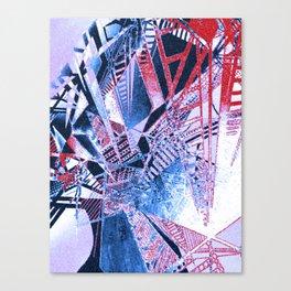 Energy 01 Canvas Print