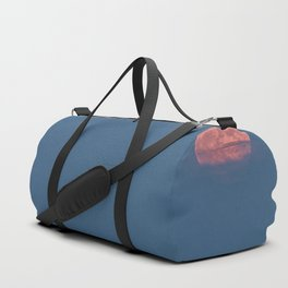 Full Buck Moon at the north tower Duffle Bag