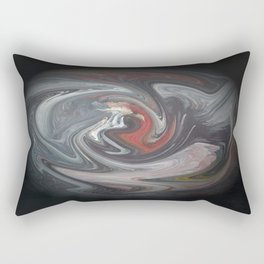 Abstract 132 Rectangular Pillow