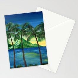 Hawaiian Seabreeze Stationery Cards