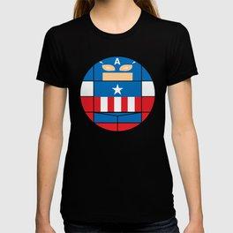 Captain America | Projekt Sirkols T-shirt