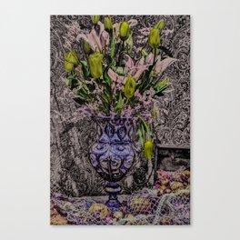 Boutique Unique Canvas Print