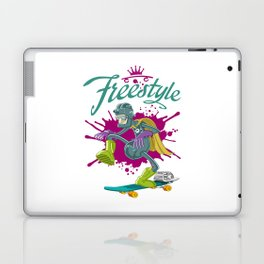 Freestyle Laptop & iPad Skin
