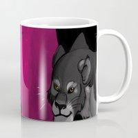 carmilla Mugs featuring carmilla by lulu555