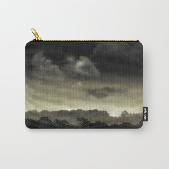 Stored in the Cloud Carry-All Pouch