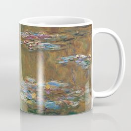Claude Monet The Water Lily Pond Coffee Mug