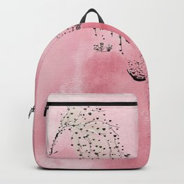 Garden in the clouds Backpack