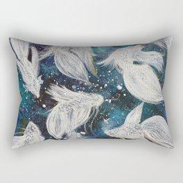 Galaxy Bettas II Rectangular Pillow