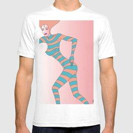 Rollerball player T-shirt