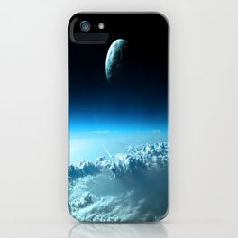Outter Earth iPhone Case