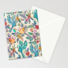 Whimsical Summer Flight Stationery Cards