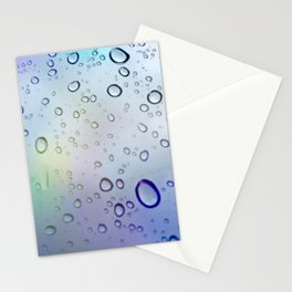 The Raindrops Stationery Cards
