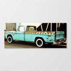 Rusty Dodge (2) Canvas Print