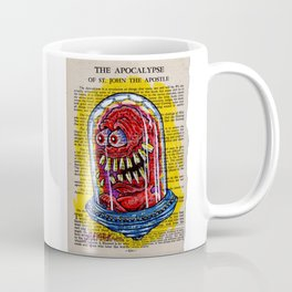 The Apocalypse of St. John UFO Coffee Mug