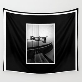 Turntable Retro Wall Tapestry